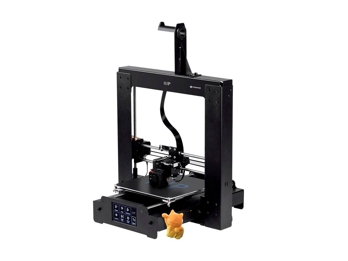 Monoprice Maker Select Plus 3D Printer-Large-Image-1