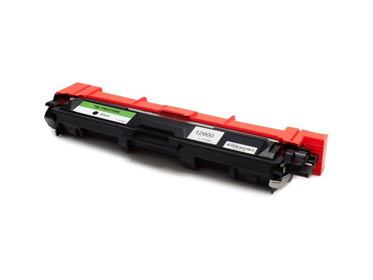 Monoprice Compatible Brother TN221BK Toner-Black-Large-Image-1