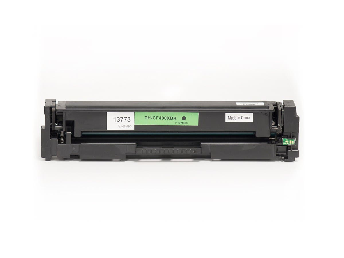 Monoprice Compatible HP CF400XBK (HP 201X) Toner-Black (High Yield)-Large-Image-1