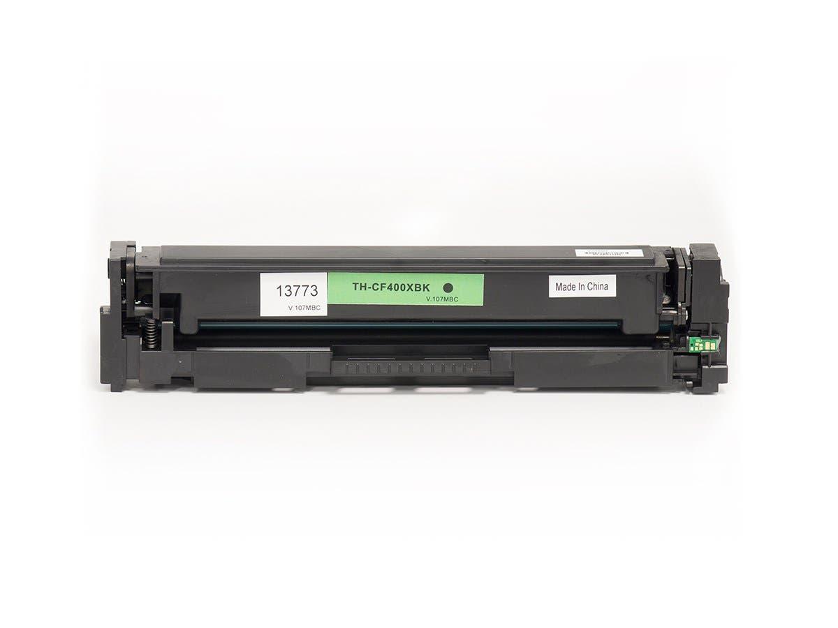 MPI Compatible HP CF400XBK (HP 201X) Toner-Black (High Yield)