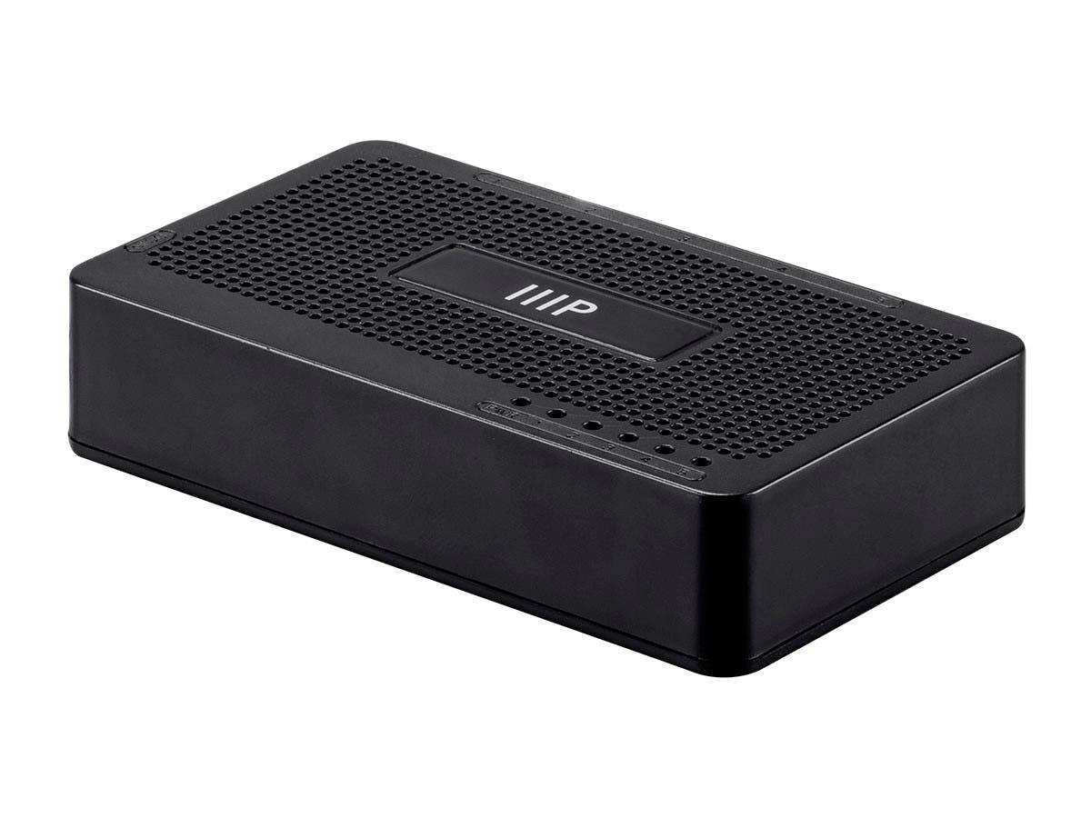 Monoprice 5-Port 10/100 Mbps Fast Ethernet Switch - Monoprice.com