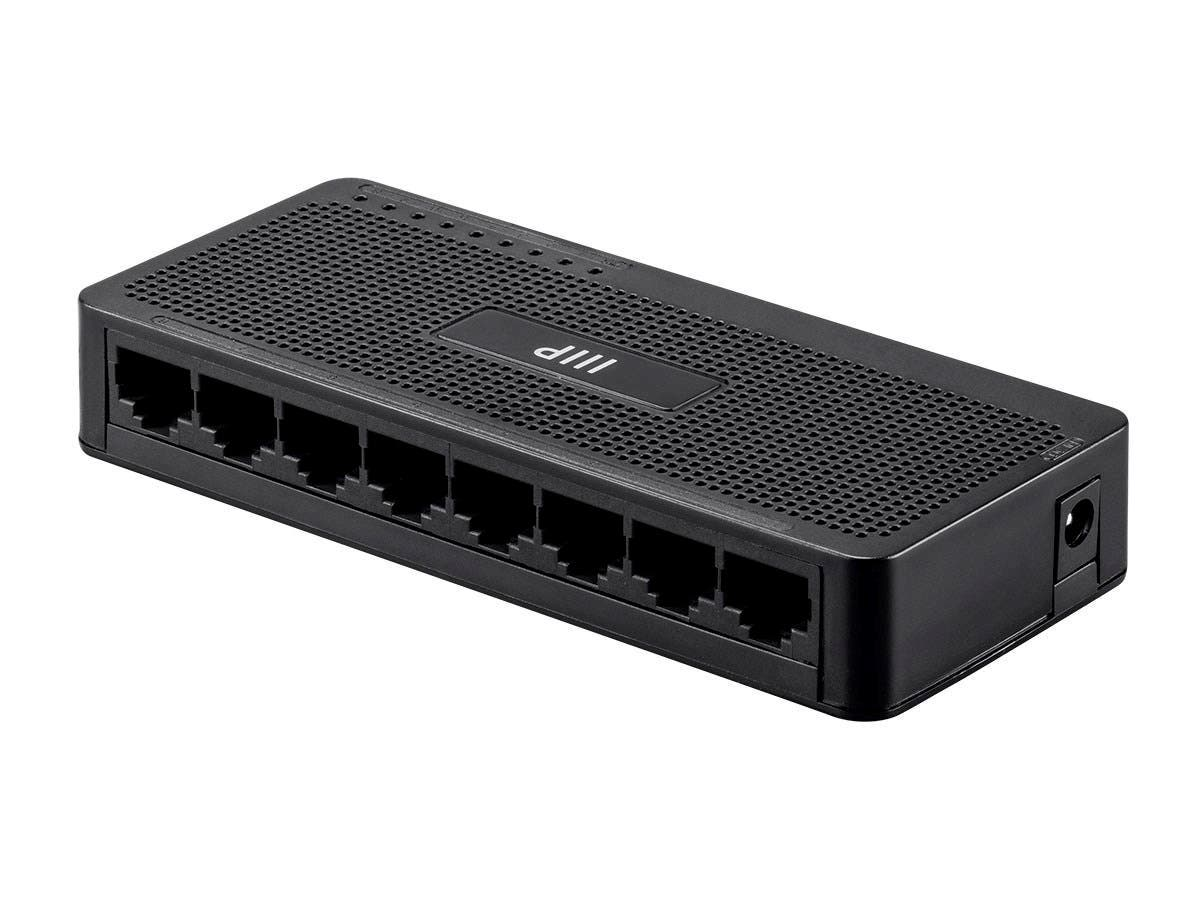 8-Port 10/100 Mbps Fast Ethernet Switch