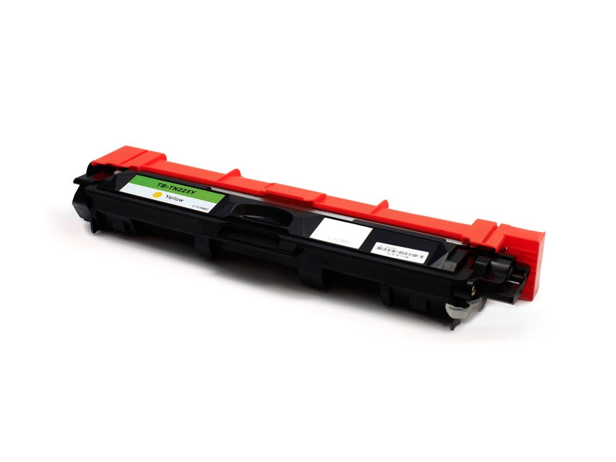 MPI Compatible Brother TN225Y Toner-Yellow