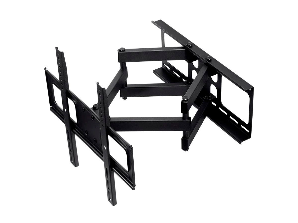 Monoprice Select Series Full-Motion Articulating TV Wall Mount Bracket For TVs 37in to 70in, Max Weight 77lbs, VESA Patterns Up to 400x400, Rotating , UL Certified-Large-Image-1