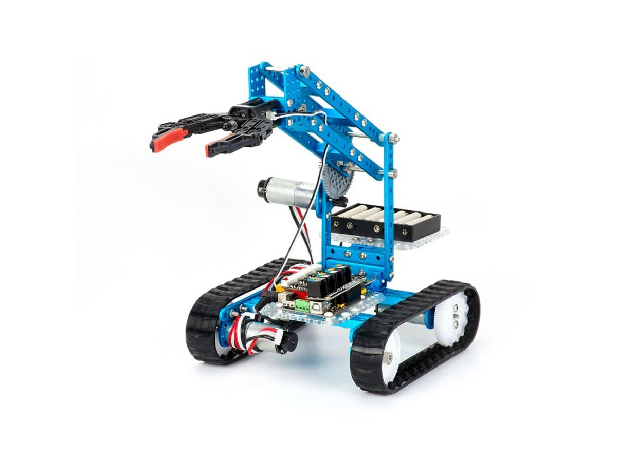 Makeblock Ultimate 2.0 10-in-1 Bluetooth Programmable STEM Robot Kit