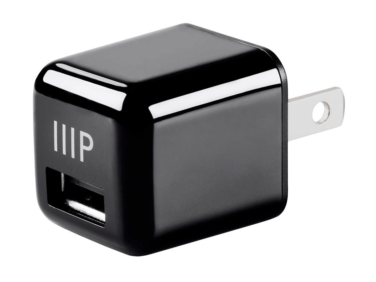 USB 2.4A Mini Travel Charger-Large-Image-1