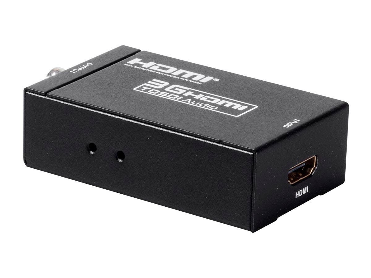 Mini HDMI to 3G-SDI Converter