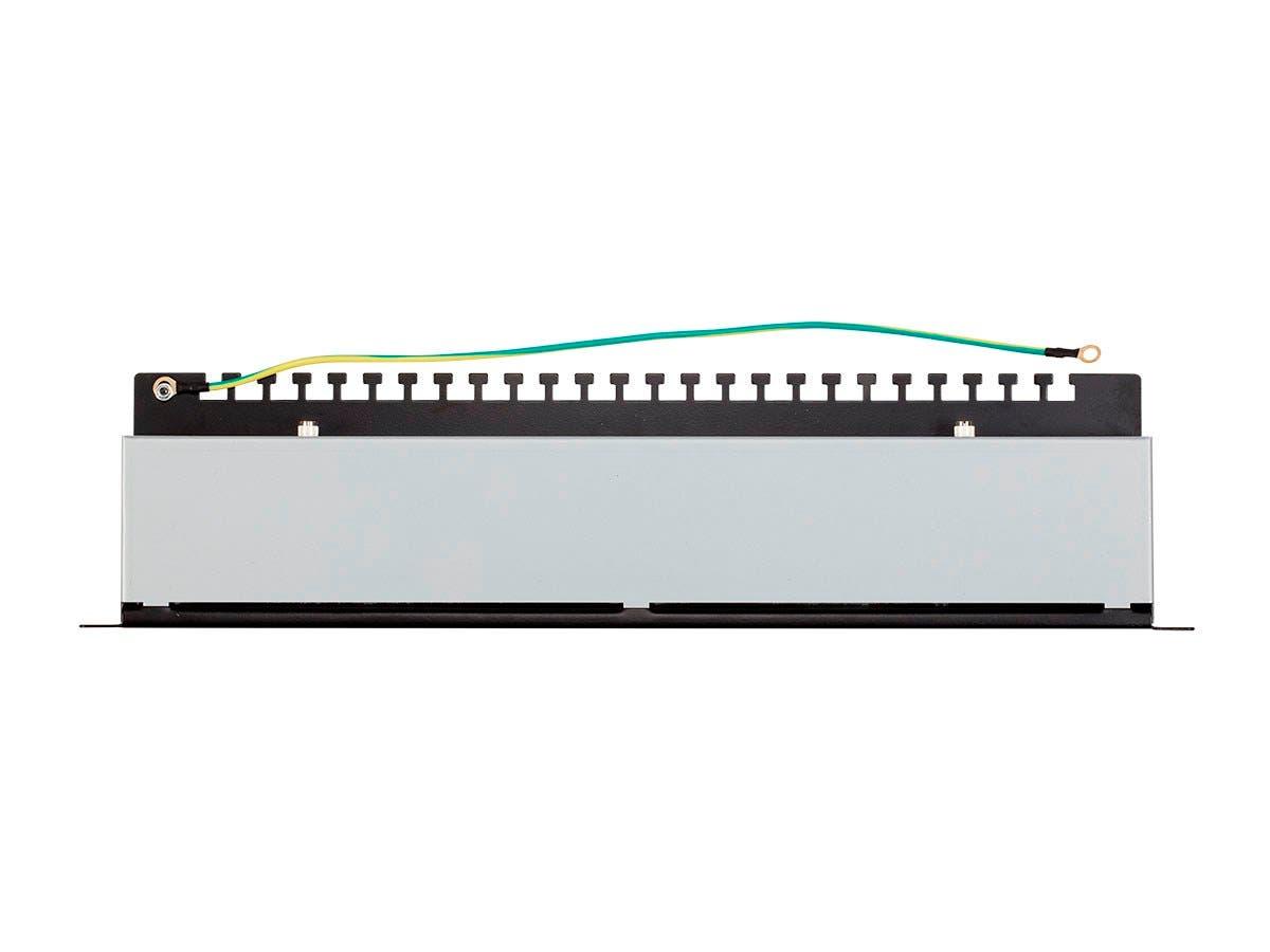 Monoprice Cat5e Ftp 19 Inch 1u Patch Panel Dual Idc 24 Port Cat 5e 110 Type Keystone Jack Wiring Diagram