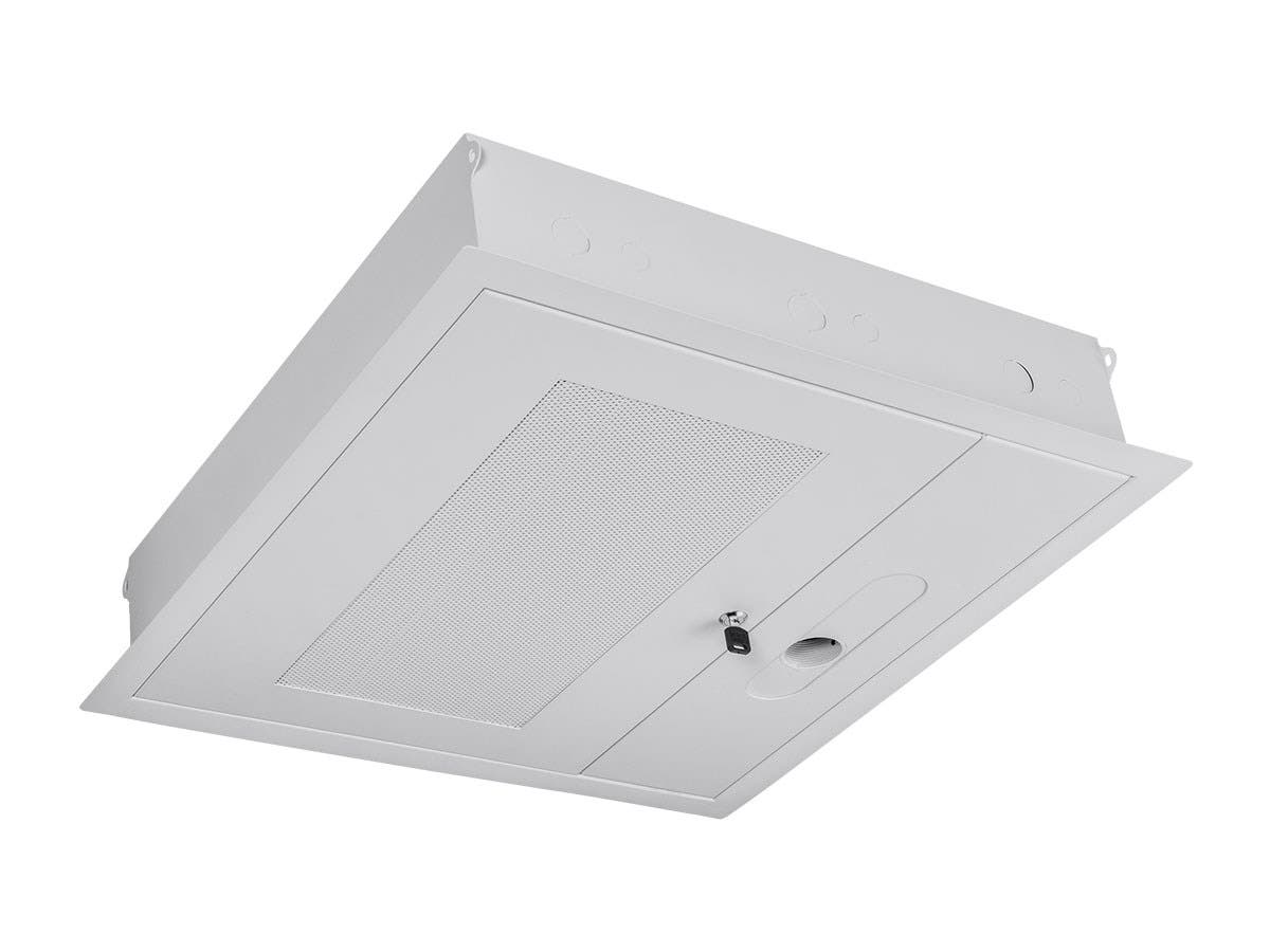 Monoprice Entegrade 2 x 2 ft. False Ceiling Equipment Storage Enclosure with Integrated Pipe Coupler-Large-Image-1