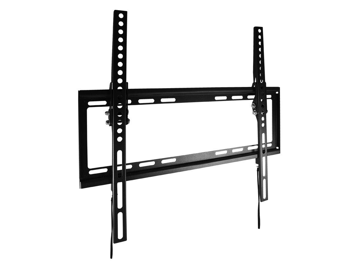 Monoprice Select Series Tilt TV Wall Mount Bracket For TVs Up to 55in, Max Weight 77lbs, VESA Patterns Up to 400x400, UL Certified-Large-Image-1