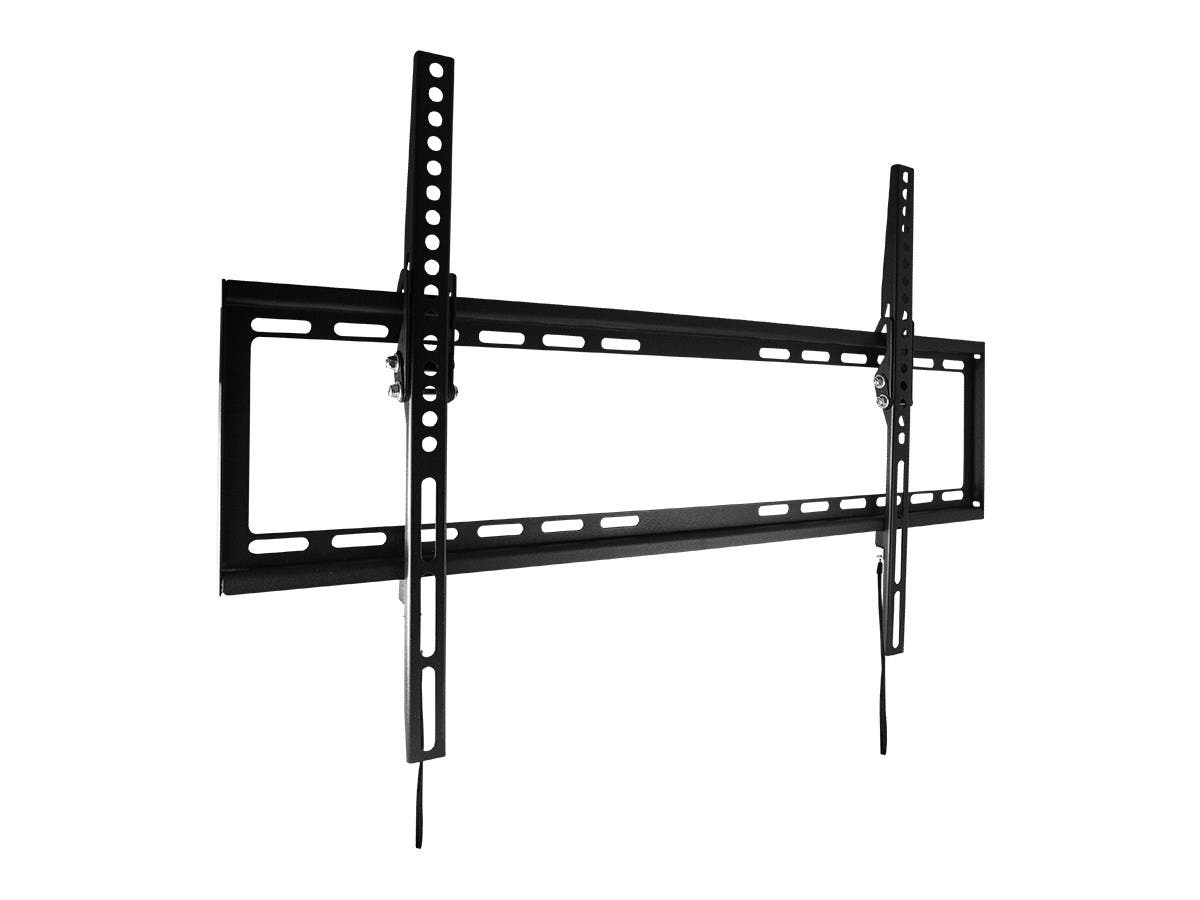 Monoprice Select Series Tilt TV Wall Mount Bracket For TVs Up to 70in, Max Weight 77lbs, VESA Patterns Up to 600x400, UL Certified-Large-Image-1