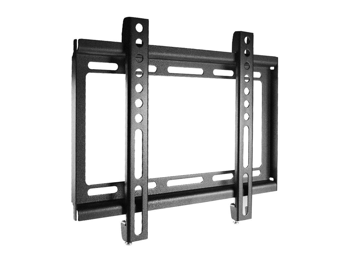 Monoprice Select Series Fixed TV Wall Mount Bracket For TVs Up to 42in, Max Weight 77lbs, VESA Patterns Up to 200x200, UL Certified-Large-Image-1