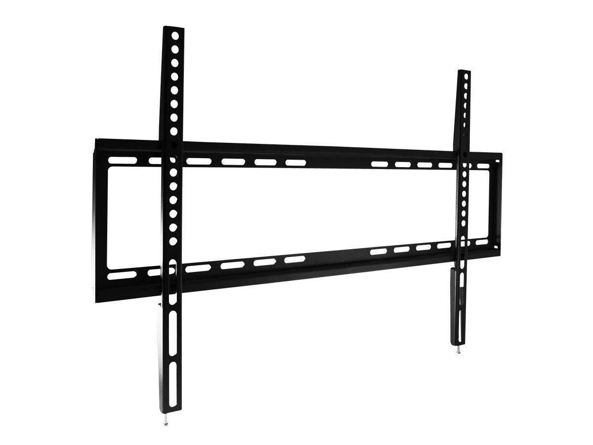 Monoprice Select Series Fixed TV Wall Mount Bracket For TVs 46in to 70in, Max Weight 77lbs, VESA Patterns Up to 600x400, UL Certified-Large-Image-1