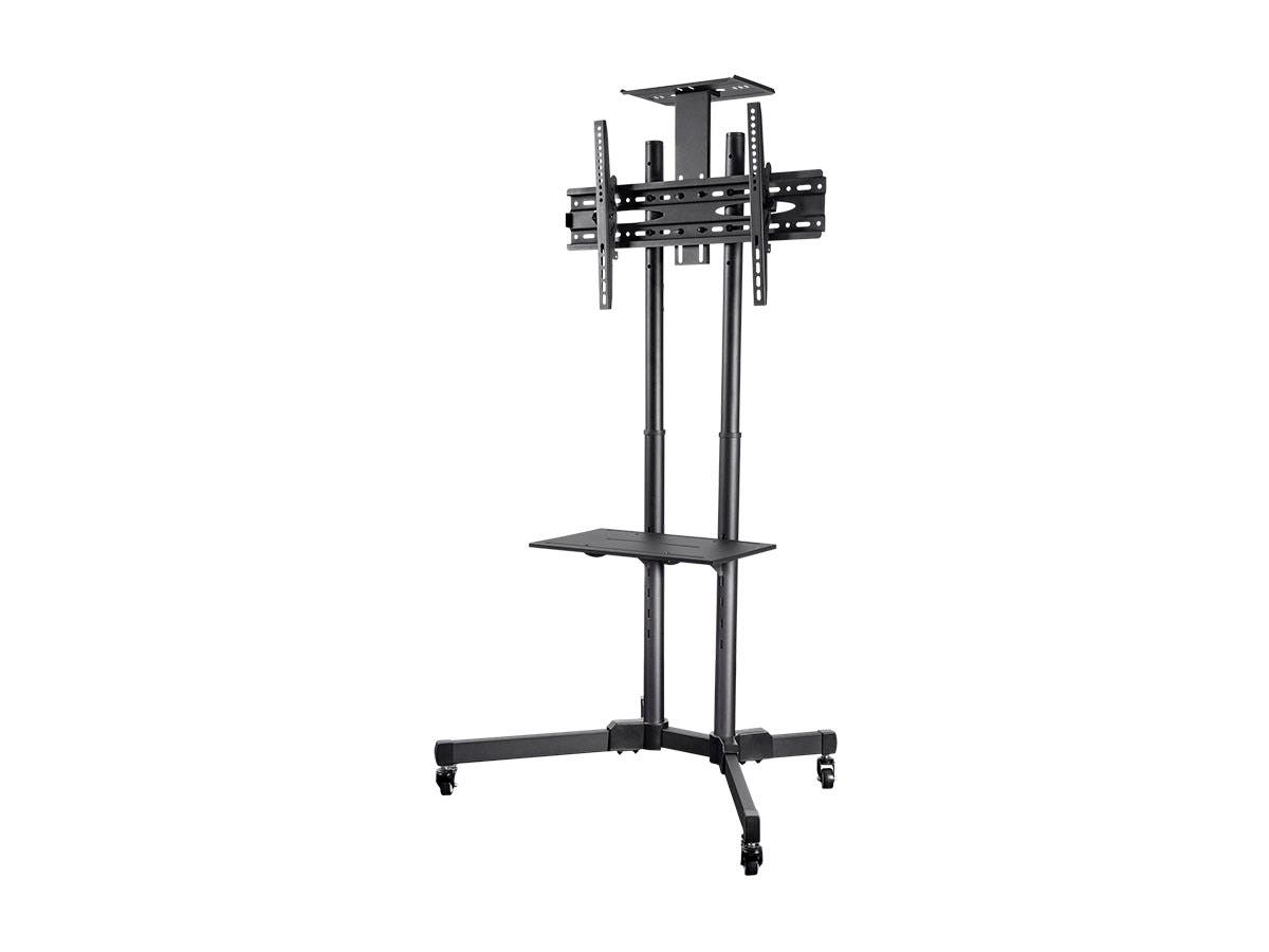 Monoprice Select Series Tilt Tv Wall Mount Bracket Stand Cart With