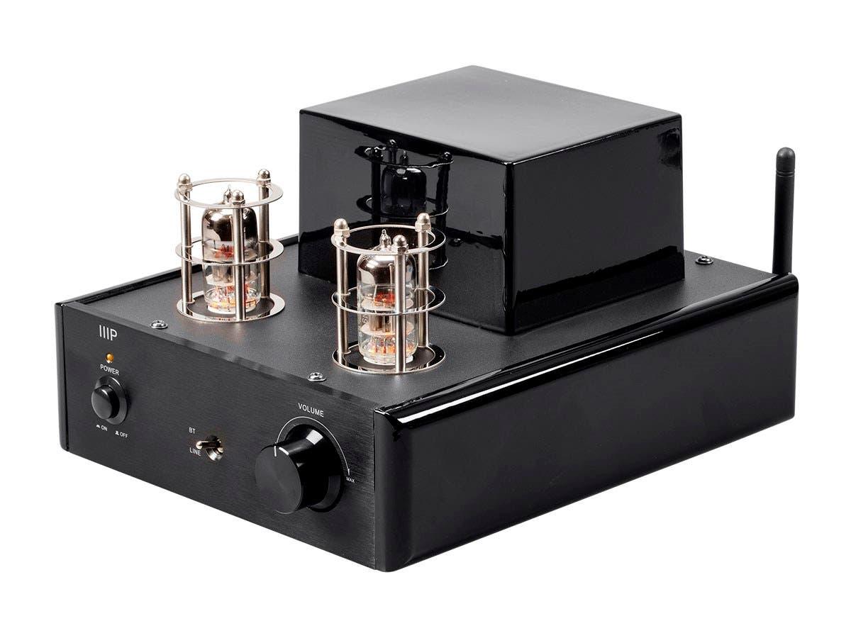 Tube Amp with Bluetooth 15-watt Compact Stereo Hybrid