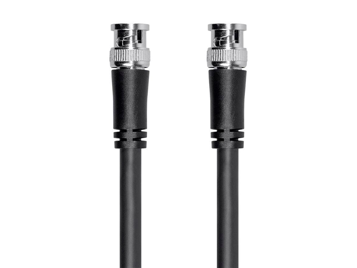 Viper Series HD-SDI RG6 BNC Cable, 3ft
