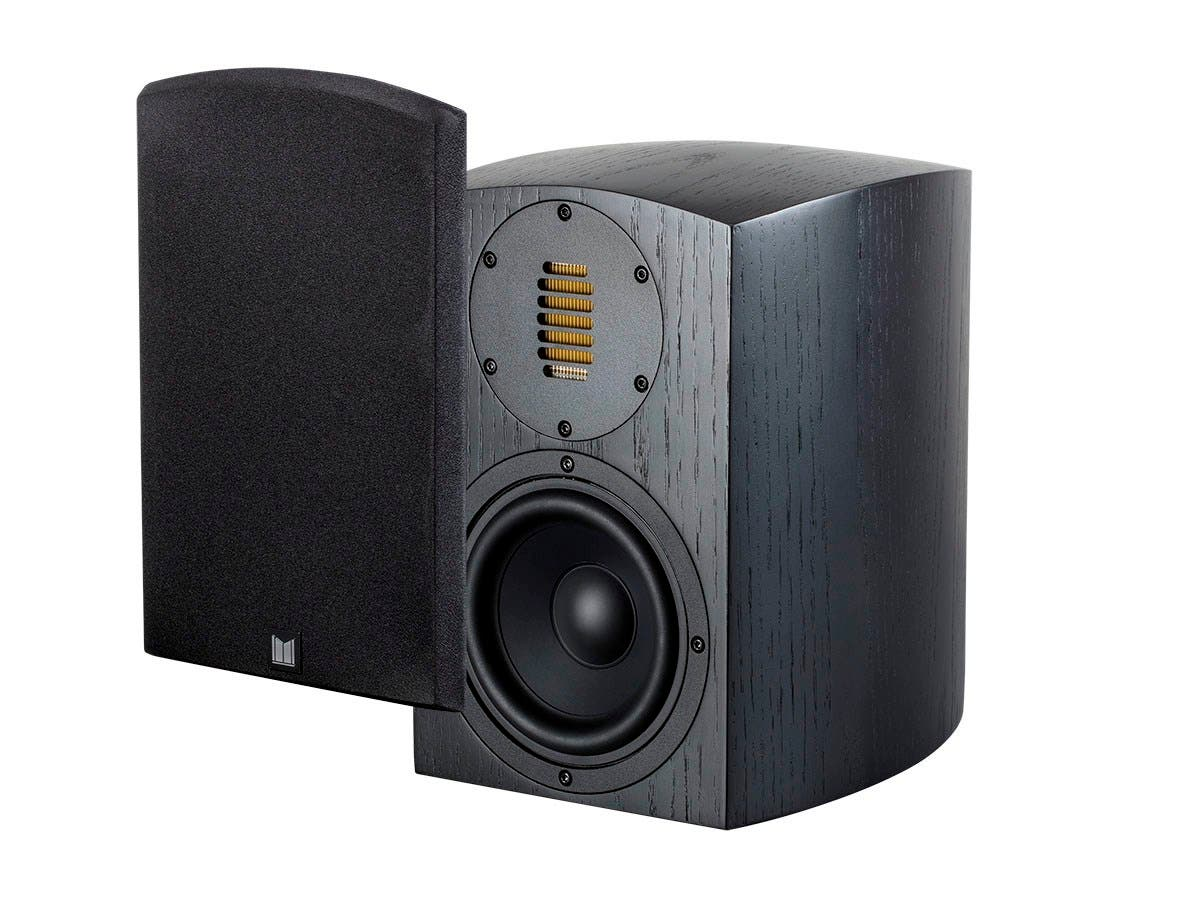 Monolith By Monoprice Air Motion Cinema 5 Bookshelf Speaker Each Large Image