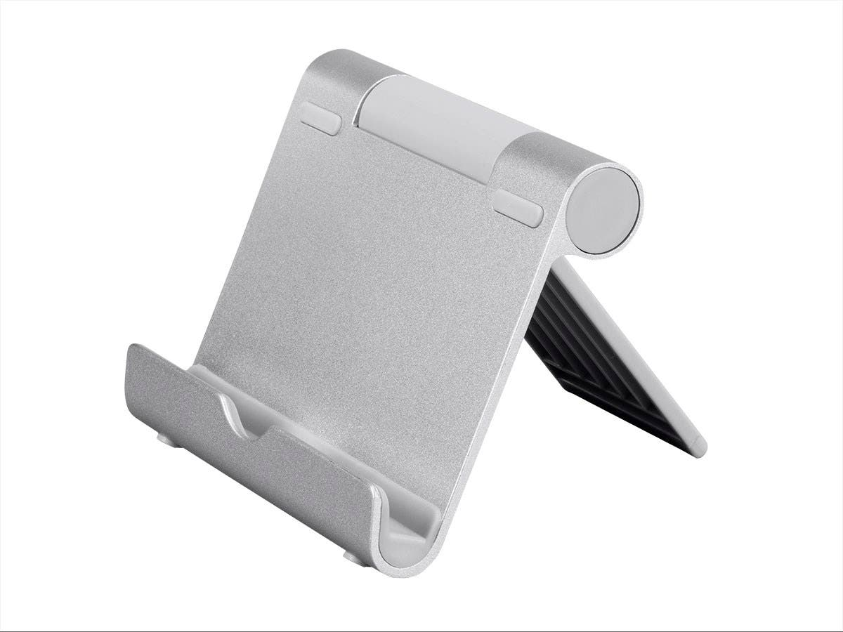Monoprice Multi-Angle Aluminum Stand for Tablets, e-readers, and Smartphones-Large-Image-1