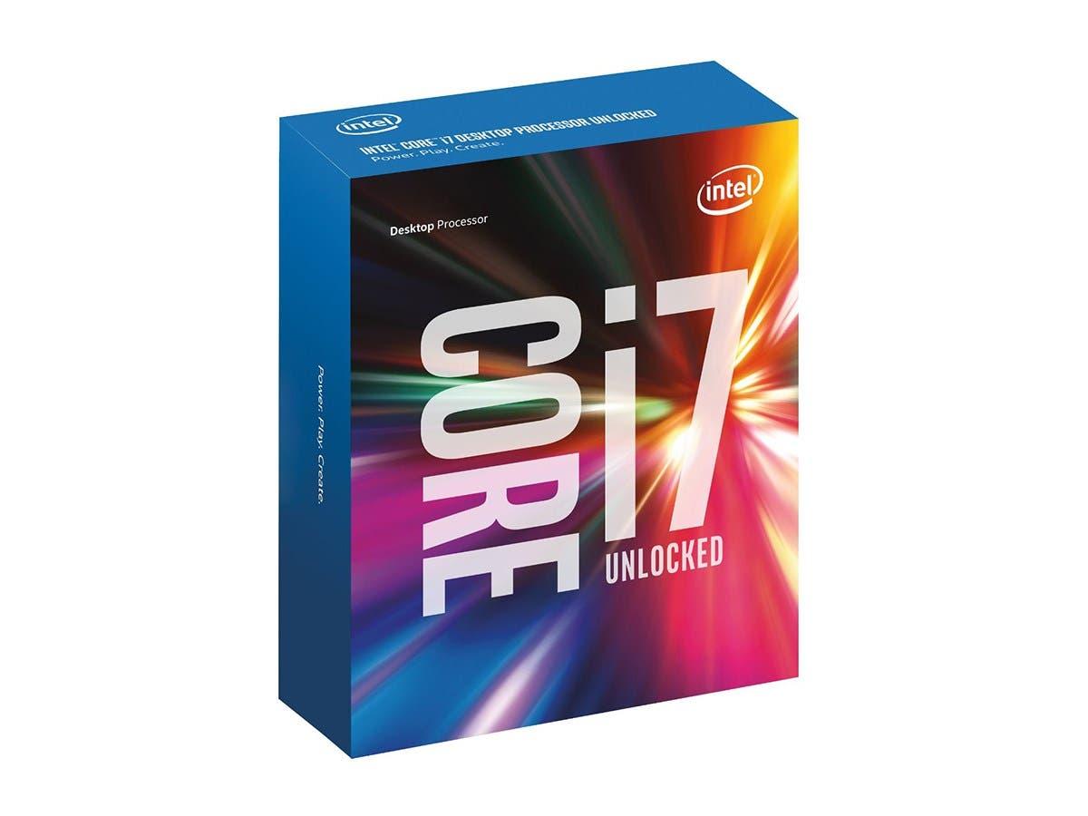 Intel Core i7-6700K 8M Skylake Quad-Core 4.0 GHz LGA 1151 91W BX80662I76700K Desktop Processor Intel HD Graphics 530