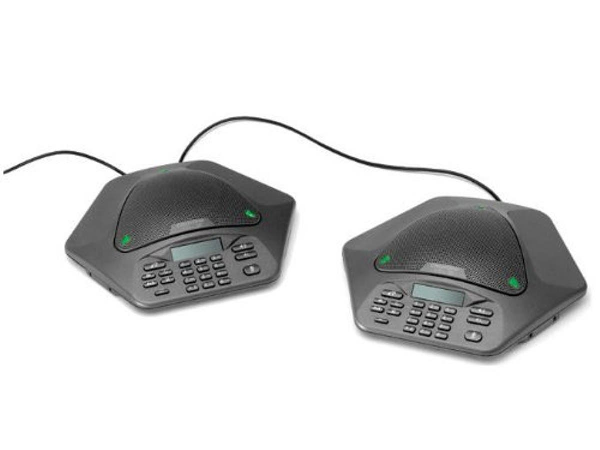 ClearOne MAXAttach IP Conference Station - Cable - Desktop - 1 x Total Line - VoIP - Speakerphone