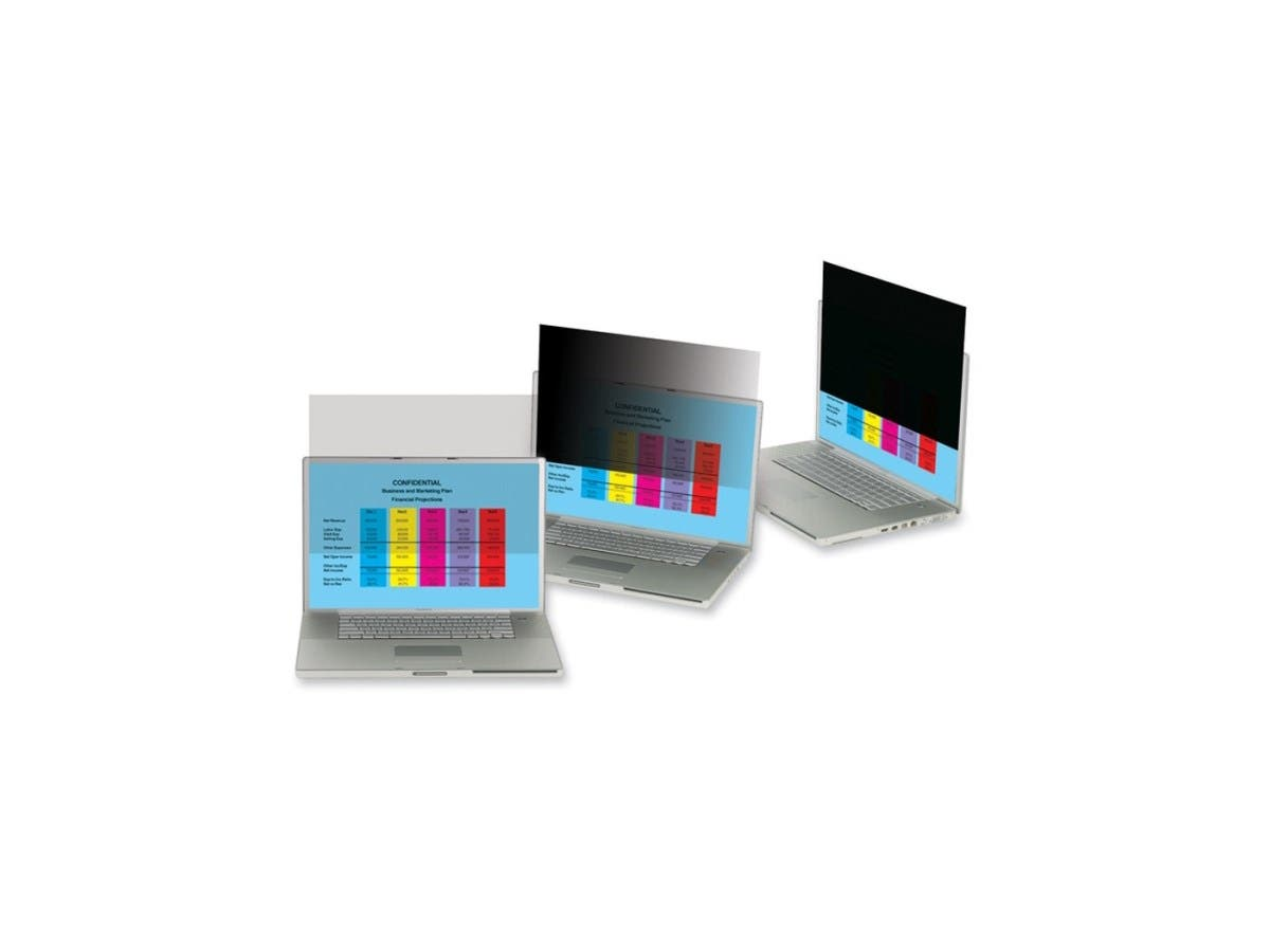 "3M PF19.0 Privacy Filter for Desktop LCD Monitor 19.0"" - For 19""LCD Monitor-Large-Image-1"