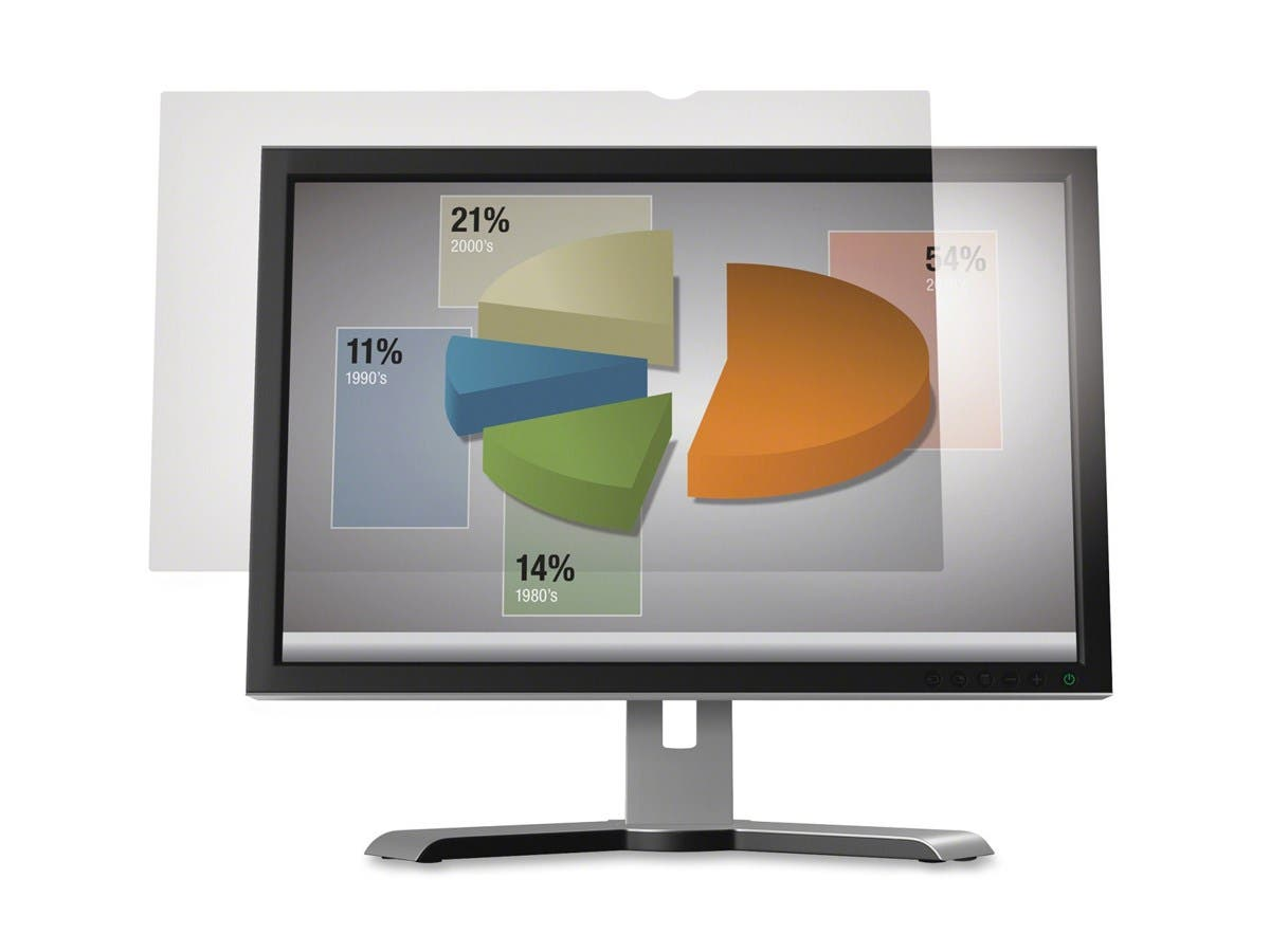 "3MAG23.0W9 Anti-Glare Filter for Widescreen Desktop LCD Monitor 23"" - For 23""Monitor-Large-Image-1"