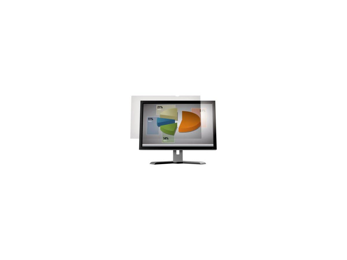 "3M AG 24.0W9 Anti-Glare Filter Clear - For 24""Monitor-Large-Image-1"