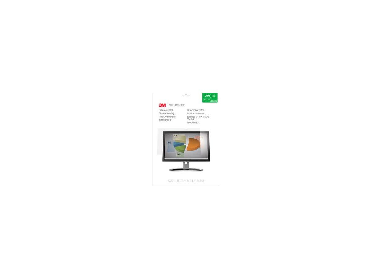 "3M AG 20.0W9 Anti-Glare Filter? - For 20""Monitor"