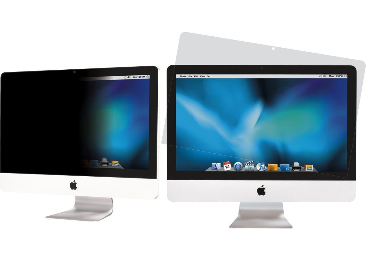 "3M PFIM21v2 Privacy Filter for Apple iMac 21.5-inch - For 21.5""iMac, Monitor"