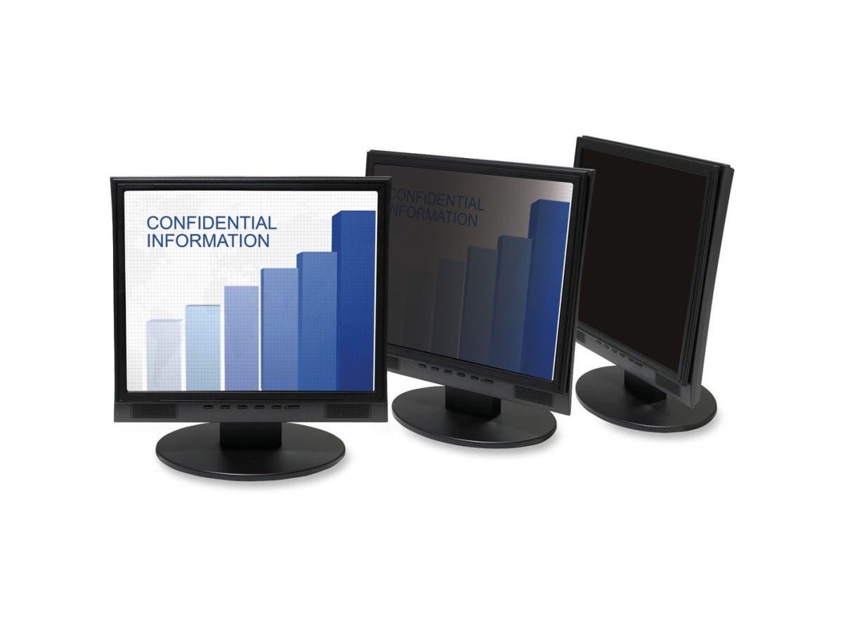 "3M PF317 Framed Privacy Filter for Desktop LCD/CRT Monitor - For 17""Monitor"