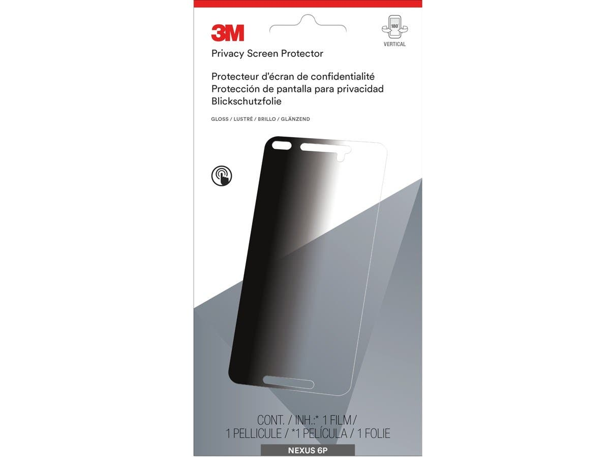 3M Privacy Screen Protector - LCD Smartphone