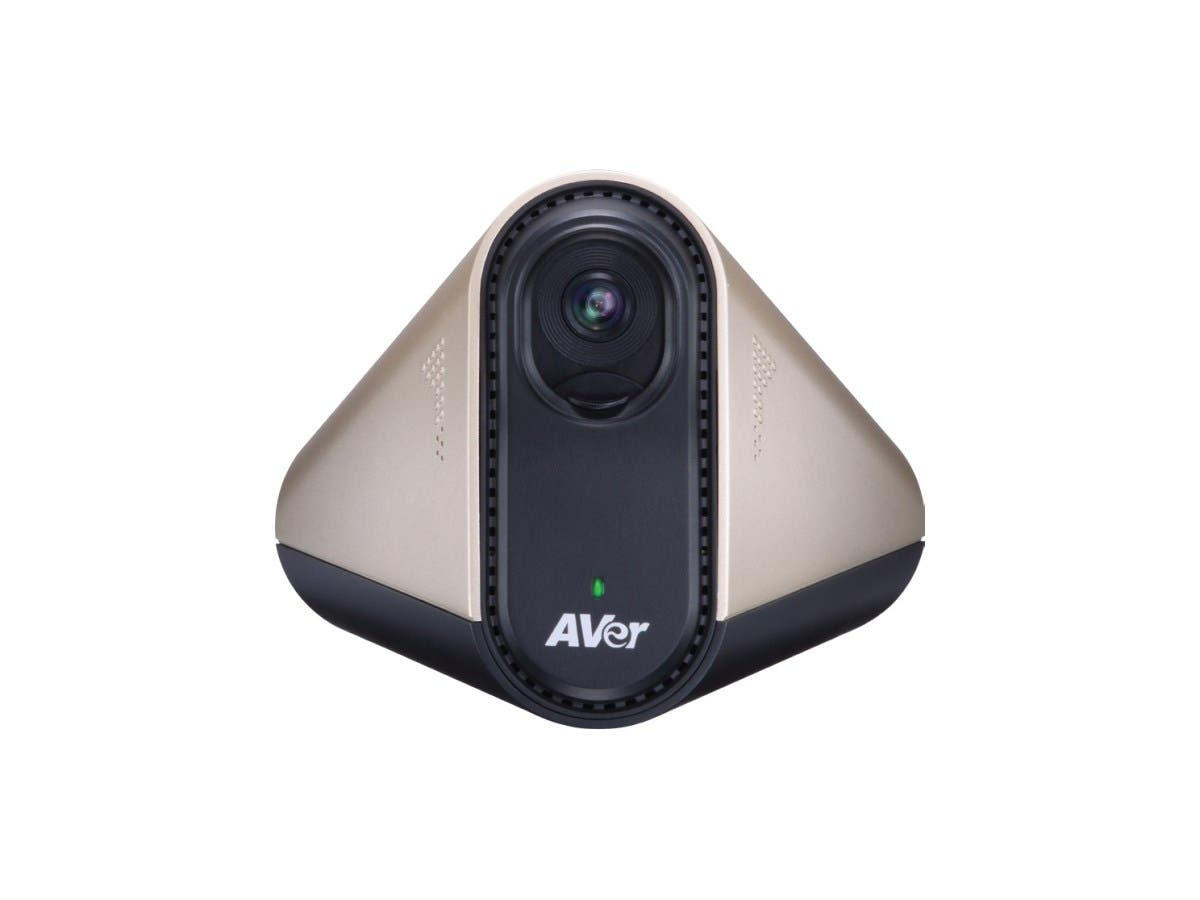 AVer CC30 Video Conferencing Camera - 8 Megapixel - 60 fps - USB 2.0 - 1920 x 1080 Video - Microphone - Wireless LAN - Notebook
