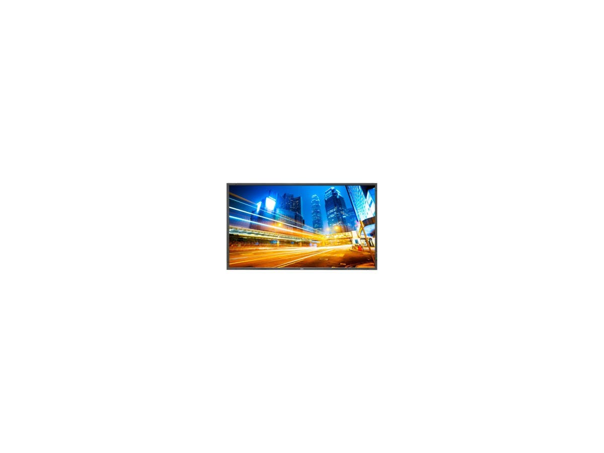 "NEC Display 46"" LED Backlit Professional-Grade Large Screen Display - 46"" LCD - 1920 x 1080 - Edge LED - 700 Nit - 1080p - HDMI - DVI - SerialEthernet"