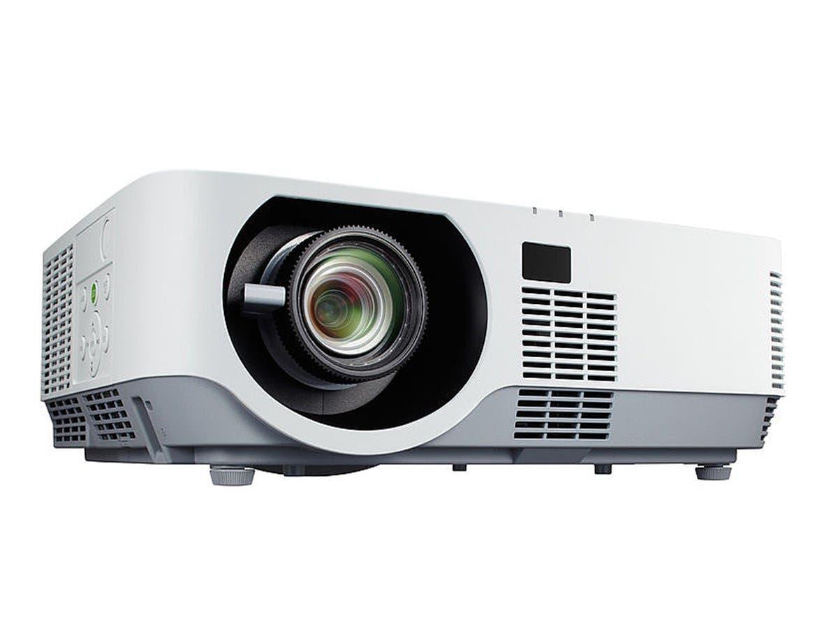 NEC P502H - 3D 1080p DLP Projector with Speaker - 5000 lumens