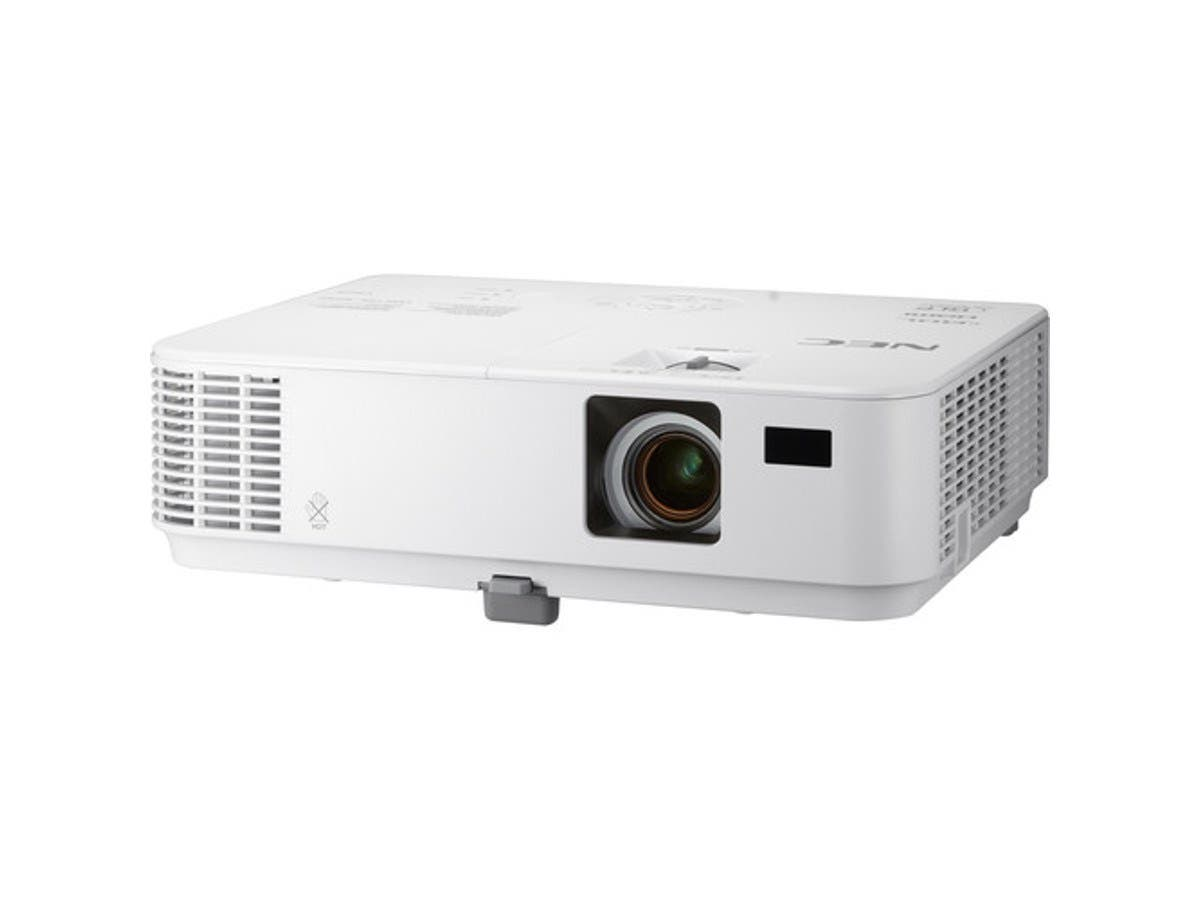 NEC NP-V332W 3D DLP Projector, 1280 x 800, 10000:1, 3300cd/m2, HDMI&VGA, Built-in Speaker-Large-Image-1