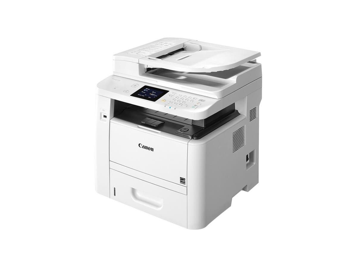 Canon imageCLASS D1550 wireless Monochrome Multifunction laser printer with Duplex printing, 35 ppm-Large-Image-1