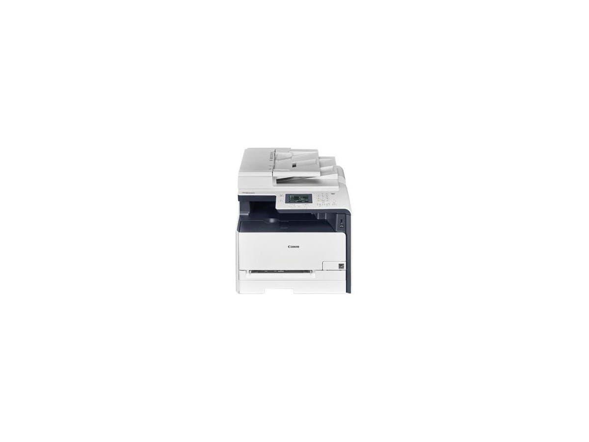 Canon imageCLASS MF624CW wireless Color Multifunction laser printer, 14 ppm