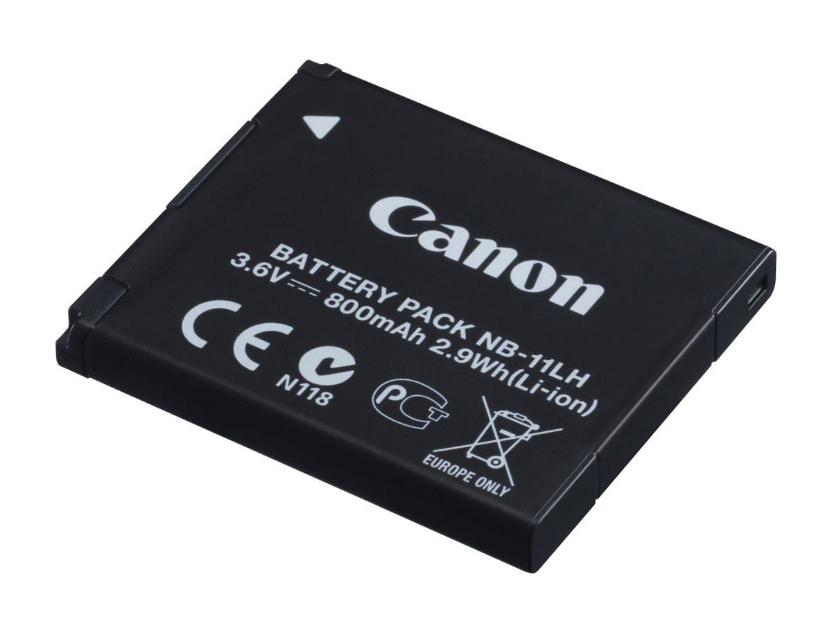 Canon Camera Battery - 800 mAh - Lithium Ion (Li-Ion)
