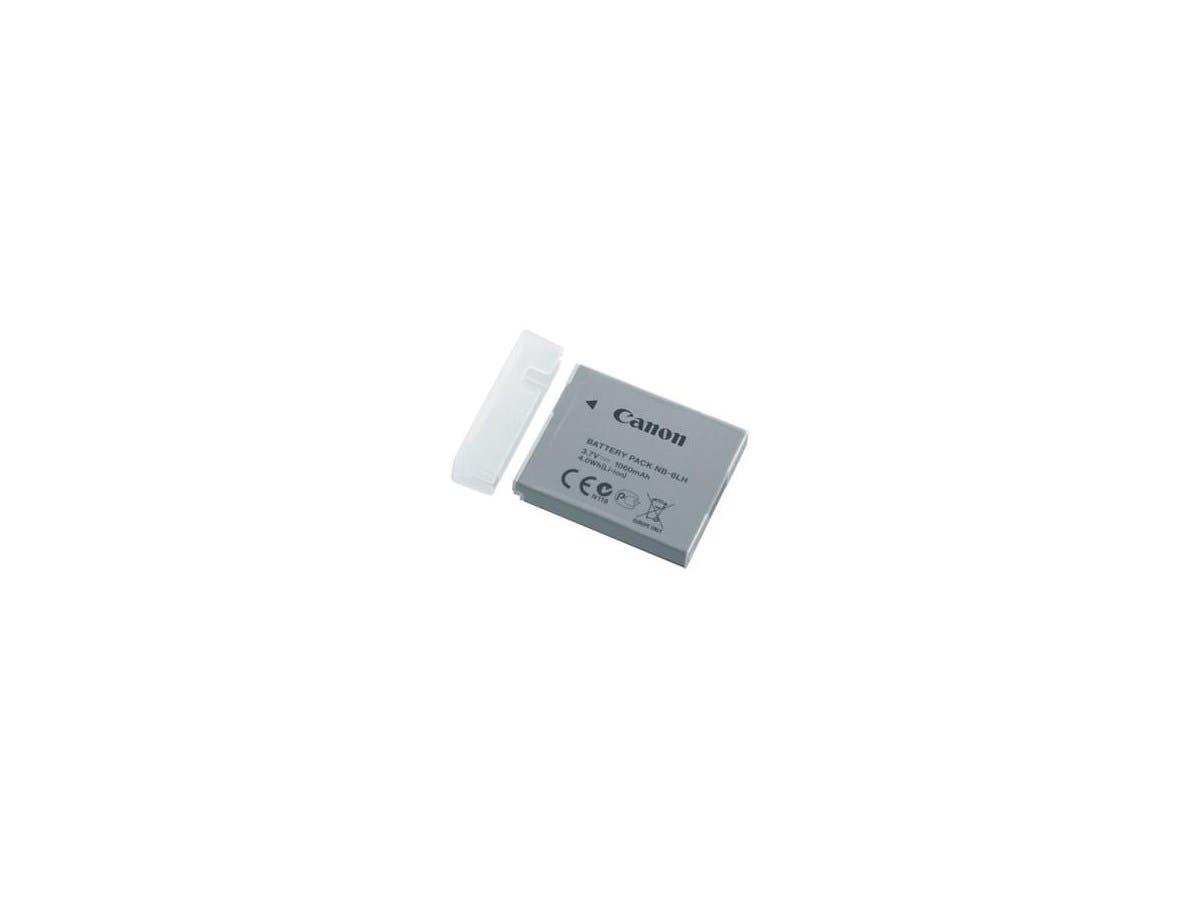 Canon Rechargeable Li-ion Battery NB-6LH - 1060 mAh - Lithium Ion (Li-Ion) - 3.7 V DC-Large-Image-1