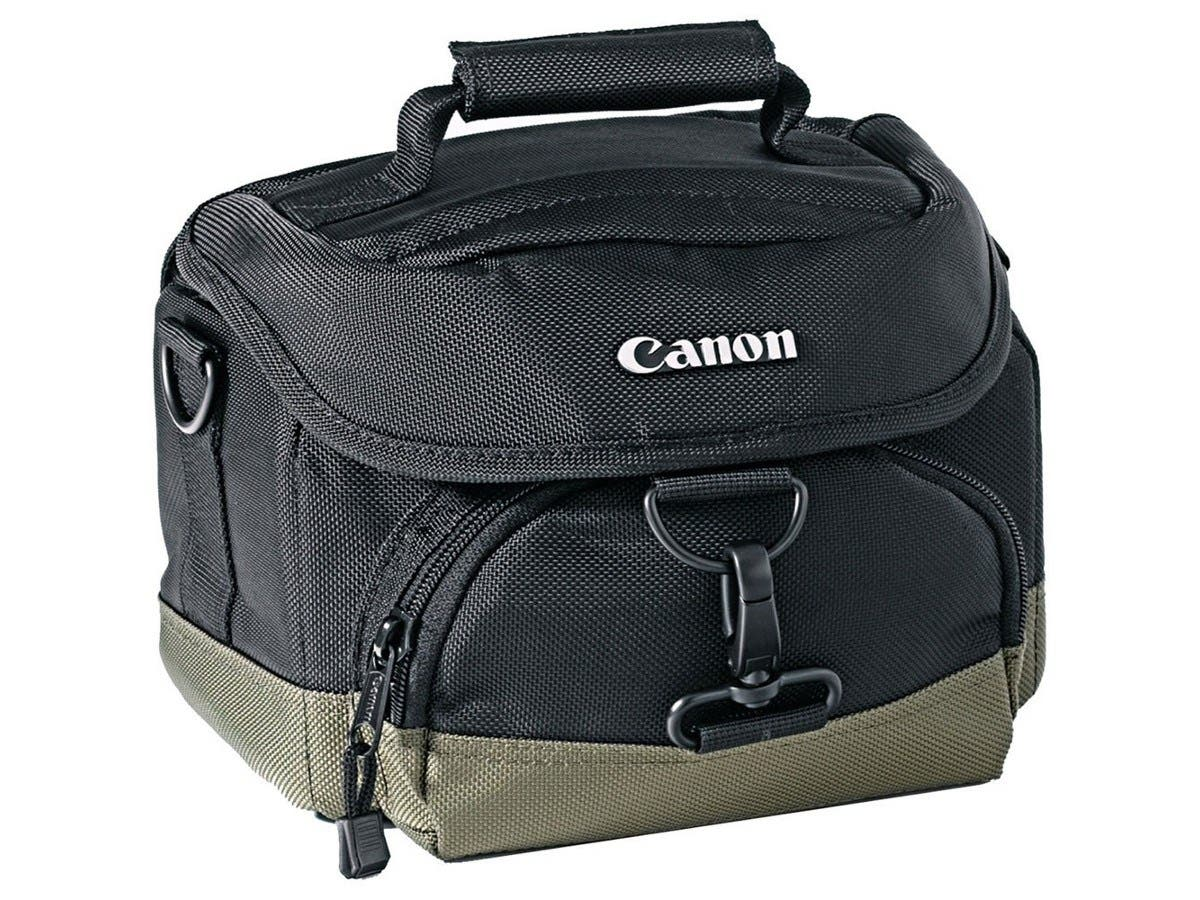 Canon 100EG Deluxe Gadget Bag - Top-loading-Large-Image-1