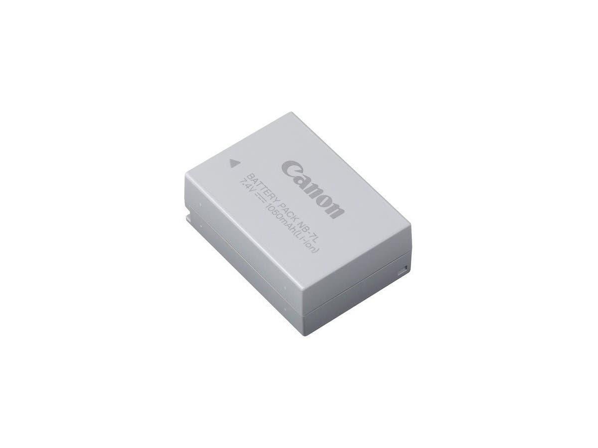 Canon NB-7L Lithium Ion Digital Camera Battery - Lithium Ion (Li-Ion)