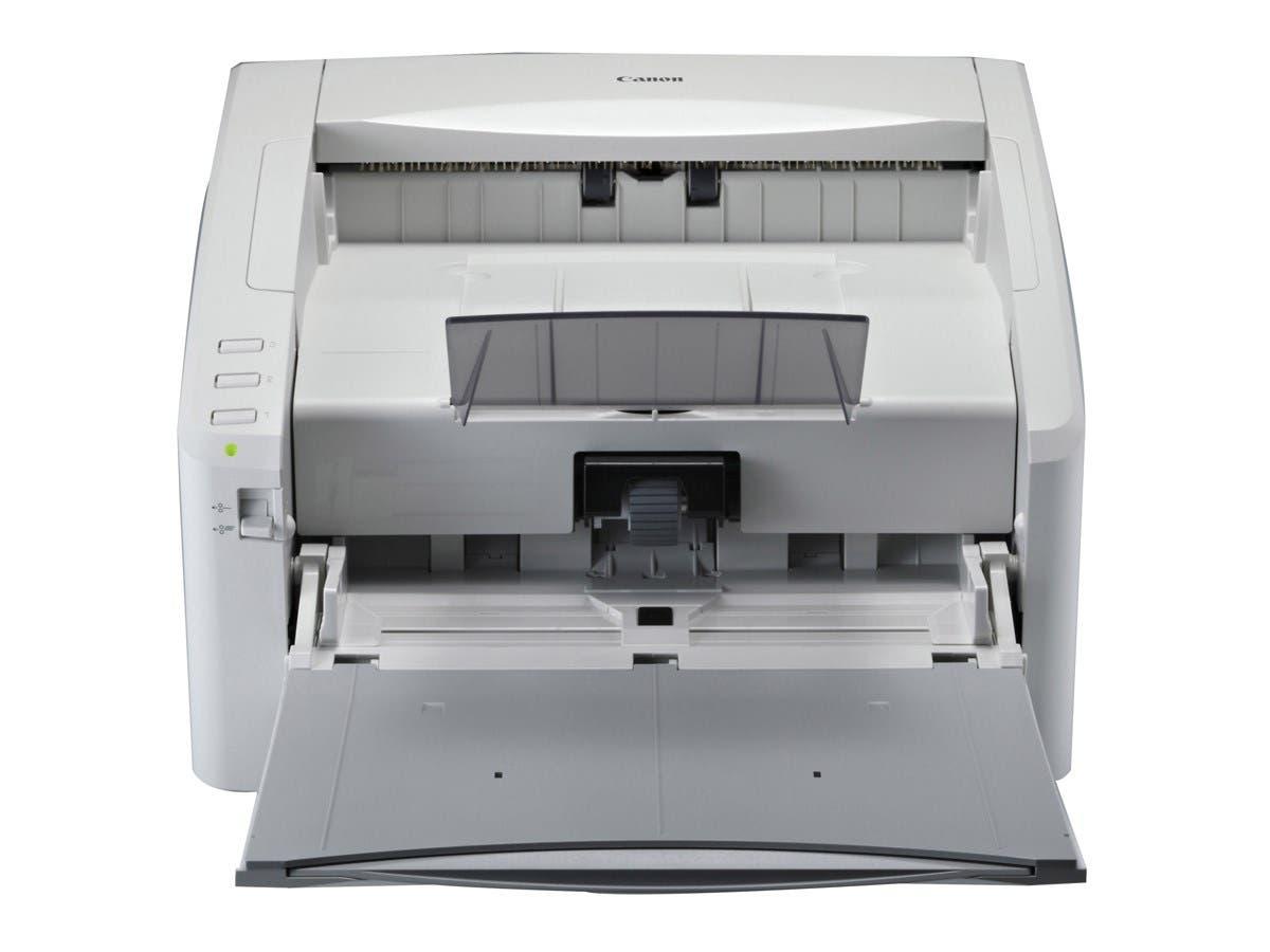 Canon imageFORMULA DR-6010C Sheetfed Scanner - 24 bit Color - 8 bit Grayscale - USB, SCSI - 3801B002-Large-Image-1