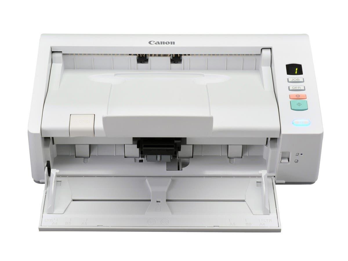 Canon imageFORMULA DR-M140 Sheetfed Scanner - 600 dpi Optical - 24-bit Color - 8-bit Grayscale - 40 - 40 - USB - 5482B002