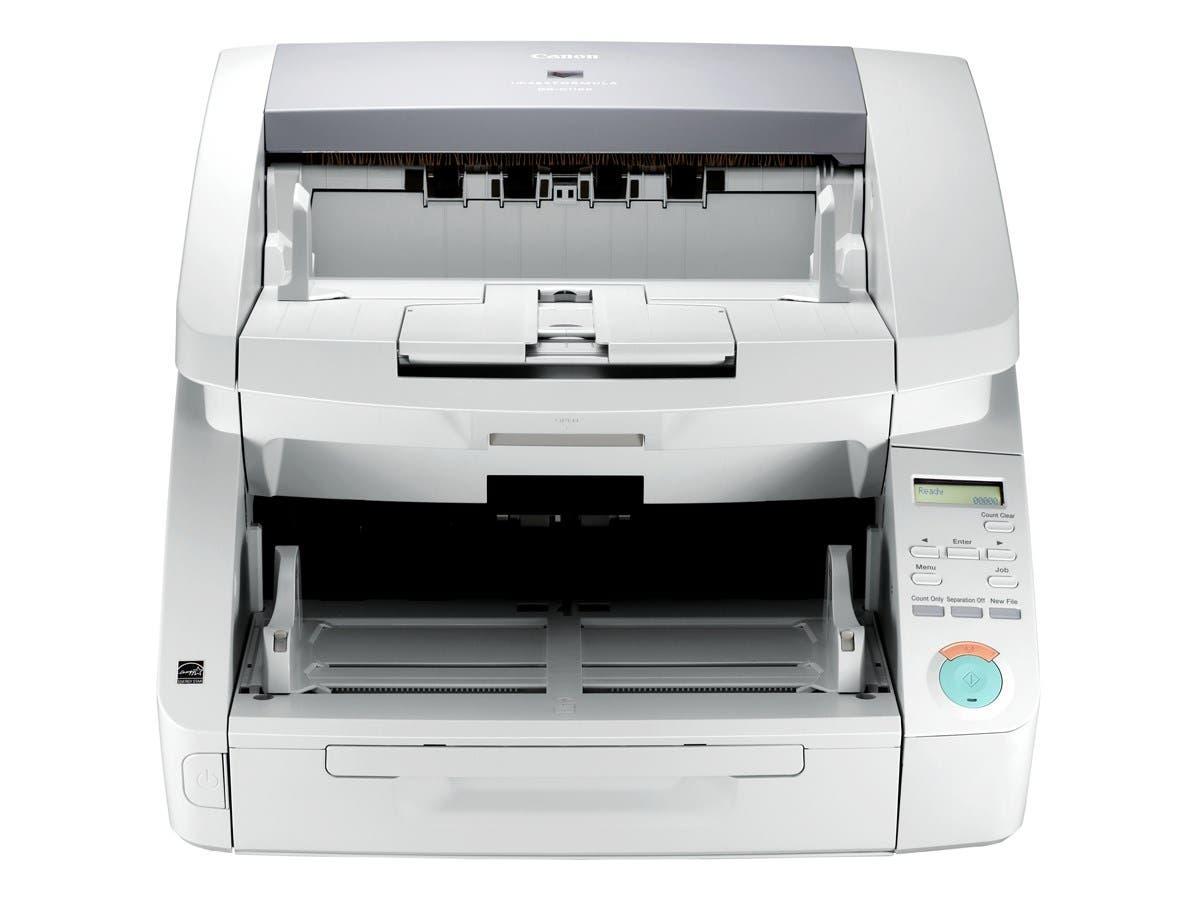 Canon imageFORMULA DR-G1100 Sheetfed Scanner - 600 dpi Optical - 24-bit Color - 8-bit Grayscale - 100 - 100 - USB-Large-Image-1