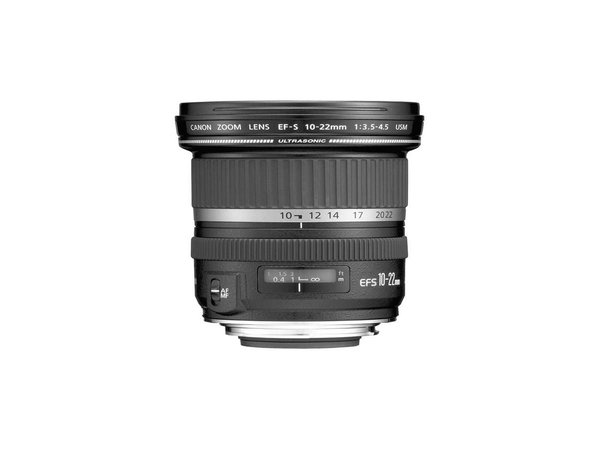 Canon EF-S 10-22mm f/3.5-4.5 USM - f/3.5 to 4.5-Large-Image-1