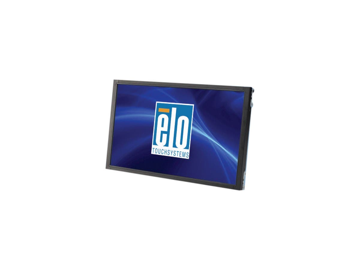 "Elo 2243L 22"" LED Open-frame LCD Touchscreen Monitor E059181  - 16:9 - 5 ms - Surface Acoustic Wave - 1920 x 1080 - Full HD - 1,000:1 - 250 Nit - DVI - USB - VGA - Black - RoHS - 3 Year"
