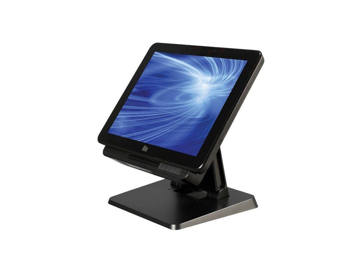 Elo X-15 POS Terminal - Intel Celeron 2.41 GHz - 2 GB DDR3 SDRAM - 320 GB HDD SATA - Windows 7 Professional x64-Large-Image-1