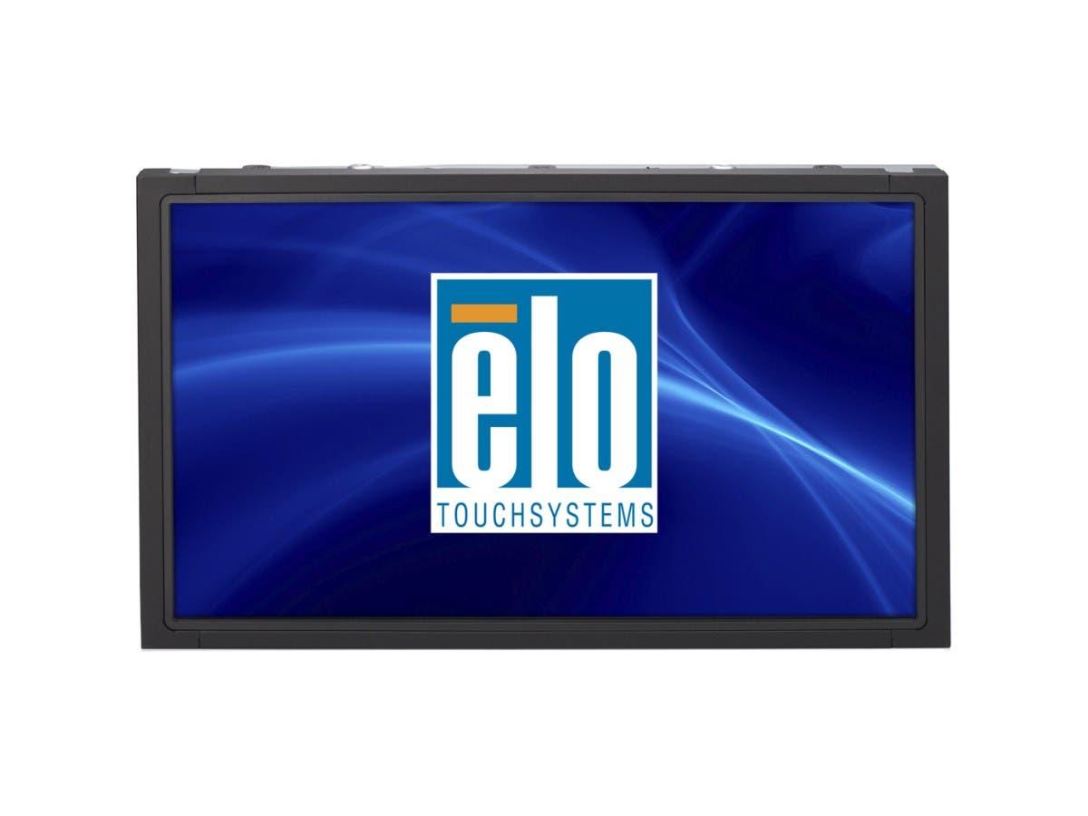 "Elo 1541L 15"" LED Open-frame LCD Touchscreen Monitor E606625 - 16:9 - 16 ms - Surface Acoustic Wave - 1366 x 768 - WXGA - 16.7 Million Colors - 500:1 - 250 Nit"