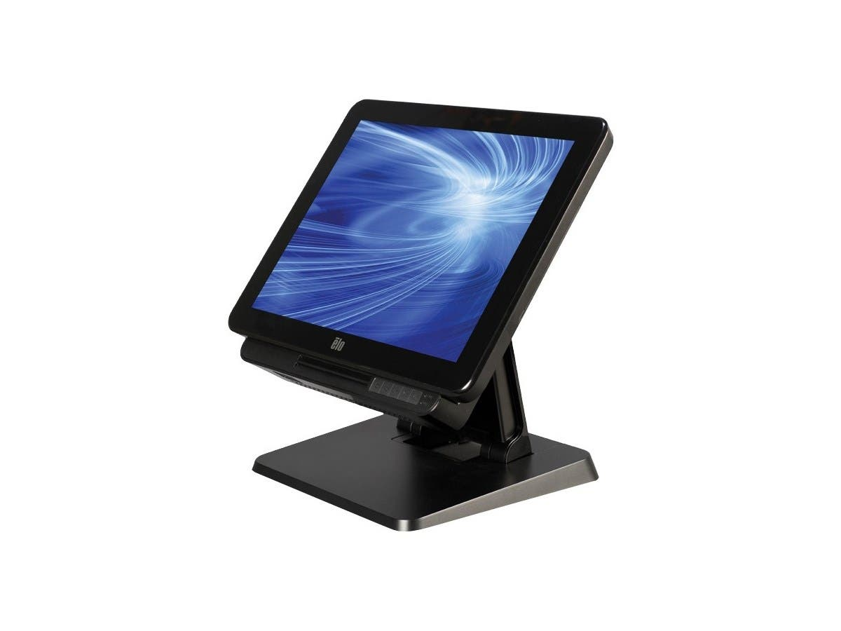 Elo X-17 POS Terminal - Intel Celeron 2.41 GHz - 2 GB DDR3 SDRAM - 320 GB HDD SATA - Windows 7 Professional x64