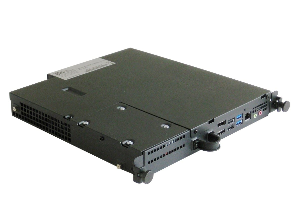 Elo ECMG2B Digital Signage Appliance - Intel Core i5 i5-4590S 3.70 GHz - 4 GB DDR3 SDRAM - 320 GB HDD - HDMI - USBEthernet